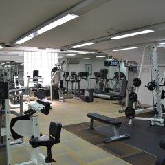 Sheraton Khalidiya Hotel фитнесс-зал