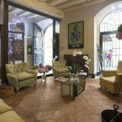 Отель Santa Marta Suites Милан интерьер отеля