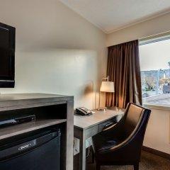 Отель Thompson Hotel & Conference Center Канада, Камлупс - отзывы, цены и фото номеров - забронировать отель Thompson Hotel & Conference Center онлайн удобства в номере фото 2