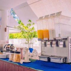 Отель Al's Laemson Resort питание фото 3