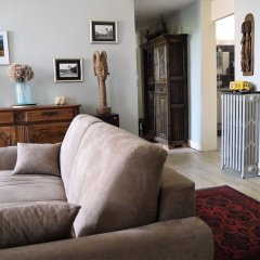 Апартаменты Apartment With 2 Bedrooms in Saumur, With Wonderful City View and Wifi Сомюр комната для гостей фото 5