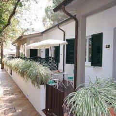 Hotel Valle Verde Проччио вид на фасад
