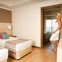 Side Prenses Resort Hotel & Spa Турция, Анталья - 3 отзыва об отеле, цены и фото номеров - забронировать отель Side Prenses Resort Hotel & Spa онлайн комната для гостей фото 4