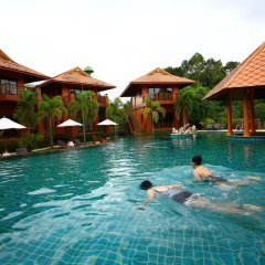 Отель Andamanee Boutique Resort Krabi бассейн фото 3