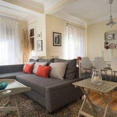 Отель Hollywood Zurriola - IB. Apartments Испания, Сан-Себастьян - отзывы, цены и фото номеров - забронировать отель Hollywood Zurriola - IB. Apartments онлайн комната для гостей фото 4