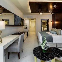 Отель Secrets Royal Beach Punta Cana Доминикана, Пунта Кана - отзывы, цены и фото номеров - забронировать отель Secrets Royal Beach Punta Cana онлайн комната для гостей фото 5