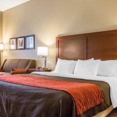 Отель Comfort Inn сауна