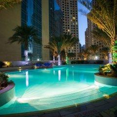 Отель JA Oasis Beach Tower бассейн