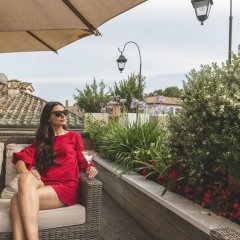 DOM Hotel Roma балкон