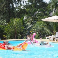 Отель Peaceful Resort Koh Lanta Ланта детские мероприятия фото 2