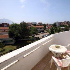Отель Grbalj Будва балкон