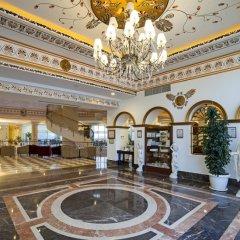 Отель Roma Beach Resort & Spa Сиде интерьер отеля фото 2