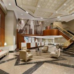 Отель DoubleTree by Hilton Hotel Toronto Downtown Канада, Торонто - отзывы, цены и фото номеров - забронировать отель DoubleTree by Hilton Hotel Toronto Downtown онлайн интерьер отеля