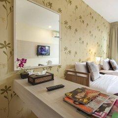 Отель Sakul House Таиланд, Бангкок - отзывы, цены и фото номеров - забронировать отель Sakul House онлайн комната для гостей фото 4