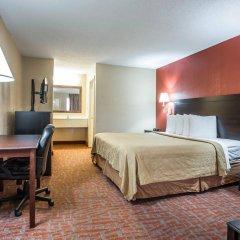 Отель Quality Inn And Suites Monroe удобства в номере фото 2