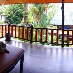 Отель Shanti Lodge Phuket балкон