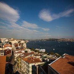 New Sed Bosphorus Hotel балкон