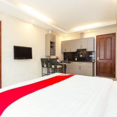 OYO 779 Aisha Hotel And Apartment Ханой комната для гостей фото 4
