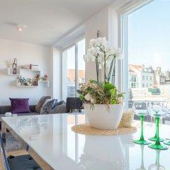 Отель Europea - Residences Saint Boniface Брюссель комната для гостей фото 3