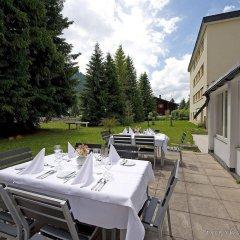 Отель Cresta Sun Швейцария, Давос - отзывы, цены и фото номеров - забронировать отель Cresta Sun онлайн питание