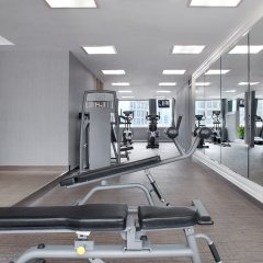 President Hotel фитнесс-зал