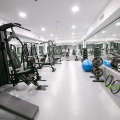 Отель Acroterra Rosa фитнесс-зал фото 3
