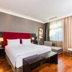 Отель Nh Poznan Познань комната для гостей фото 5