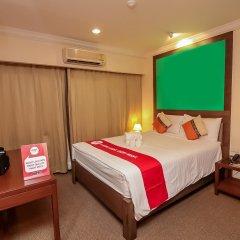 Отель Nida Rooms Silom Soi 12 Planet Бангкок комната для гостей