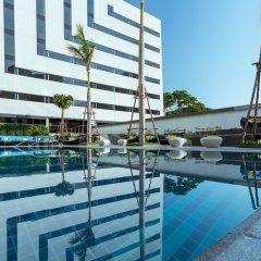 Отель COSI Pattaya Naklua Beach Таиланд, Паттайя - отзывы, цены и фото номеров - забронировать отель COSI Pattaya Naklua Beach онлайн бассейн фото 3