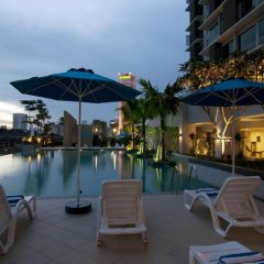 Отель Swiss-Garden Hotel Kuala Lumpur Малайзия, Куала-Лумпур - 2 отзыва об отеле, цены и фото номеров - забронировать отель Swiss-Garden Hotel Kuala Lumpur онлайн бассейн фото 2