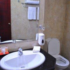 Отель Larsa Hotel Иордания, Амман - отзывы, цены и фото номеров - забронировать отель Larsa Hotel онлайн ванная