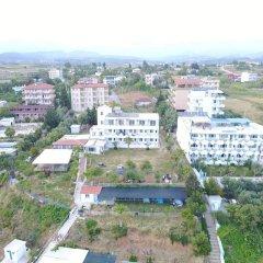 Отель Mavi Cennet Camping Pansiyon Сиде помещение для мероприятий