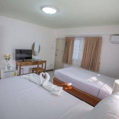 Отель The Bangkokians City Garden Home Бангкок комната для гостей фото 2
