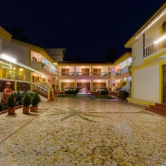 Отель Spazio Leisure Resort Гоа парковка