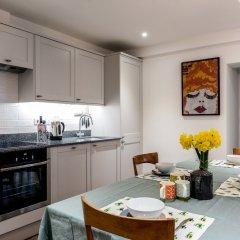 Апартаменты Central 2 Bedroom Apartment In Brighton в номере