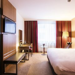 Radisson Blu Hotel, Krakow комната для гостей