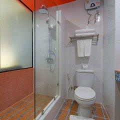 Отель Studio Asoke Таиланд, Бангкок - отзывы, цены и фото номеров - забронировать отель Studio Asoke онлайн ванная