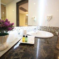 Апартаменты Trebel Service Apartment Pattaya Паттайя ванная фото 2