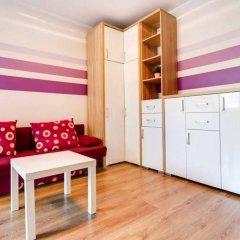 Отель Penguin Apartments Downtown Польша, Вроцлав - отзывы, цены и фото номеров - забронировать отель Penguin Apartments Downtown онлайн комната для гостей фото 5