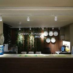 Отель Green House Bangkok Таиланд, Бангкок - 1 отзыв об отеле, цены и фото номеров - забронировать отель Green House Bangkok онлайн интерьер отеля фото 2