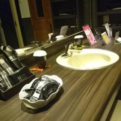 Отель Ran Япония, Фукуока - отзывы, цены и фото номеров - забронировать отель Ran онлайн ванная фото 3