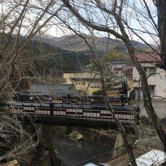 Отель Sujiyu Onsen Daikokuya Минамиогуни приотельная территория