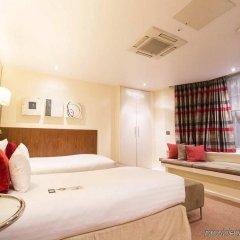 Отель DoubleTree by Hilton London – West End комната для гостей фото 4