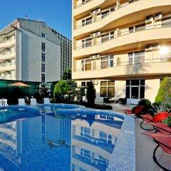 Гостиница Кристалл бассейн