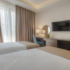 Отель Twelve Черногория, Будва - отзывы, цены и фото номеров - забронировать отель Twelve онлайн комната для гостей фото 5