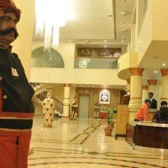 Hotel Grand International интерьер отеля фото 3