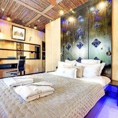 Апарт-Отель Mala Anglia Boutique Сопот комната для гостей фото 4