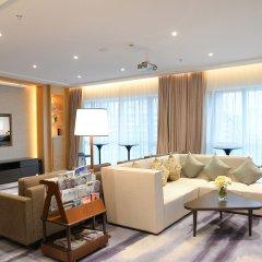Отель Somerset Software Park Xiamen Китай, Сямынь - отзывы, цены и фото номеров - забронировать отель Somerset Software Park Xiamen онлайн интерьер отеля