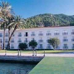 Ece Saray Marina & Resort - Special Class Турция, Фетхие - отзывы, цены и фото номеров - забронировать отель Ece Saray Marina & Resort - Special Class онлайн спортивное сооружение