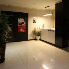 K City Hotel интерьер отеля